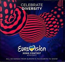 Eurovision Song Contest 2017 Kyiv (Kiew) - 2 CD NEU