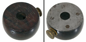 Orig. Steel Faced Rosewood Head for Stanley Williams Patent Gauge- mjdtoolparts