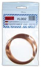 S703 fil de cuivre émaillé 0,2mm 115m Fil de bobinage émaillé CU - fil