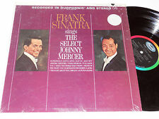 FRANK SINATRA Sings The Select Johnny Mercer Shrink Capitol DW-1984 duophonic