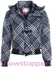 Abbigliamento con cappuccio in poliestere primavera per bambine dai 2 ai 16 anni