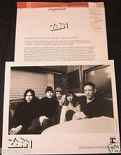 ZWAN 'S/T' 2002 PRESS KIT--PHOTO