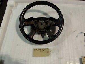 Jaguar X Type SE 2.0 D 4DR 2005 Leather Steering Wheel