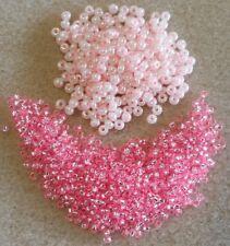 BEADWORK BONANZA - Intermediate Kit - Spiral & Flat Spiral - In Pretty Pink