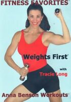 FITNESS FAVORITES WEIGHTS FIRST DVD TRACIE LONG FROM THE FIRM EXERCISE NEW