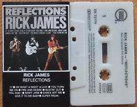 RICK JAMES - REFLECTIONS (GORDY ZK72174) 1984 EUROPE CASSETTE COMPILATION EX!!