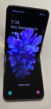 Samsung Galaxy Z Flip 5G SM-F707U - 256GB - Mystic Gray (Unlocked) ESN Issue