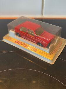 Majorette 210 golf Volkswagen rouge