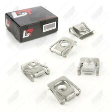 79086 LAND Rover Discovery 1 Davanzale Protettore clip di fissaggio x10-OEM