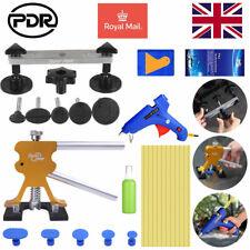 UK Auto Paintless Dent Puller Lifter Bridge DIY PDR Tool Hail Removal Repair Kit