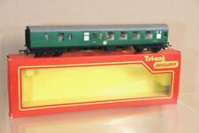 TRIANG HORNBY R623 BR SOUTHERN GREEN MK1 BRAKE 2nd COACH S34936 BOXED nt