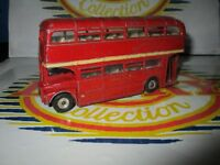 DINKY TOYS REF/289 BUS ROUTEMASTER MAD IN ENGLAND