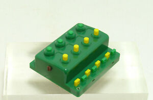 Trix Minitrix 66596 Quad Press Button Switch Green 1 Piece