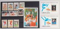 GRENADA 1992/ 93 OLYMPICS XF Cpl. MNH** Sets + Sheets, Sport, Jeux-Olympique