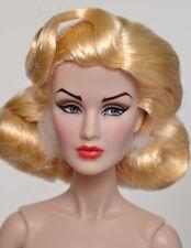 "Odds Are Stacked Gloria Grandbuilt 12"" NUDE Doll Katy Keene Fashion Royalty NEW"