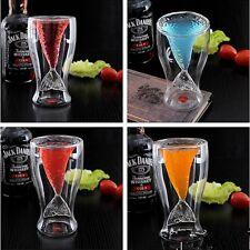 Hot Novelty Glass Mermaid Cup Mug Juice Beer Tumbler Vodka Shot Drinkware Bar JJ