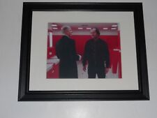 "Framed The Shining Jack Nicholson Famous Bathroom Scene Stanley Kubrick 14""x17"""
