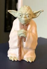 """Yoda 3"""" Figurine Vintage 1996 Applause/Taco Bell Kid's Meal- Star Wars Trilogy"""