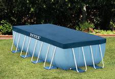 Telo top di copertura per piscine rettangolare frame Ultraframe Intex 400x200cm