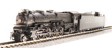BROADWAY LIMITED 3640 N Scale PRR M1b 4-8-2 #6761, Paragon3 Sound/DC/DCC - NEW