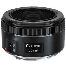 50mm f1.8 AF Lens Prime Fixed for Canon EF DSLR Camera Bokeh Blur Portrait Lens