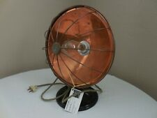 Vintage Industrial Heater Westinghouse Table lamp light