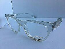 New ALAIN MIKLI A 25030 0001 Clear 51mm Eyeglasses Frame Italy