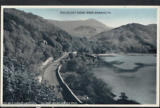 Wales Postcard - Dolgelley Road, Near Barmouth   RT196