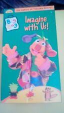 Cartoon Network - Big Bag - Imagine With Us! (1997) VHS educational for kids OOP