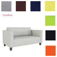 Custom Made Cover Fits IKEA KLOBO Two Seat Sofa, Replace 2 Seater Sofa Cover,