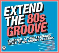 EXTEND THE 80s - GROOVE [CD]