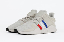 Adidas Men's EQT Support ADV CQ3003 Chalk Pearl White/Red/Blue, Athletic Shoes