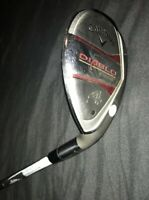 CALLAWAY  DIABLO EDGE  DEGREE 4 HYBRID 4H SENIOR A FLEX  GRAPHITE 0717001