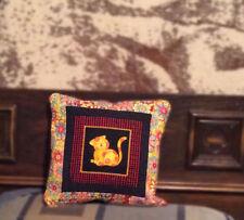 cat pillow cover, throw pillow, home decor