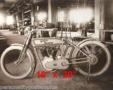 "Harley Davidson~Motorcycle~Biker~Photo~Poster~16"" x 20"""