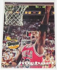 1993/94 Michael Jordan NBA Topps Stadium Club Frequent Flyers Subset Card #181