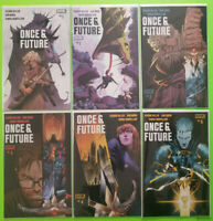 Once and Future #1 #2 #3 #4 #5 Multiple Printings NM or Better Boom! 2019