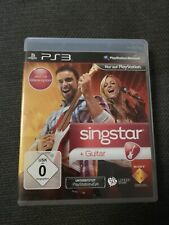 SingStar Guitar / Ps3