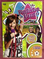 PATITO FEO PRIMERA 1ª TEMPORADA EP. 21 - 40 SERIE 5 x DVD ESPAÑOL PORTUGUES AM