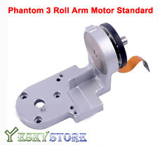 Genuine DJI Phantom 3 Gimbal Roll Arm +Motor Repair Kit  Parts Standard US