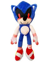 "EXE Blood Sonic the Hedgehog Plushie Plush 11"" Stuffed Doll Toy Gift NEW"