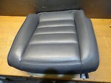 Orig VW Touareg 7L Seat Section Front Right Leather Heater Anthracite