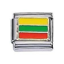 Zoppini Charm Lituania Flag (C1BSB_1Z00)