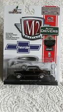 1967 Chevrolet Nova SS 2014 M2 Machines Auto-drivers  1:64