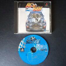 RC de GO PlayStation NTSC JAPAN・❀・RACING TAITO RADIO CONTROL PS1 PS2 RC で Go!