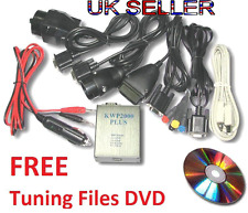 KWP2000 Plus + CHIP TUNING ECU ENGINE TUNE REMAP FLASHER FLASHING TOOL