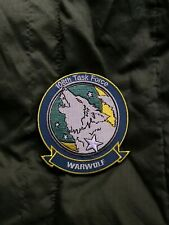 Ace Combat Assault Horizon, War Wolf, military morale patch hook & loop