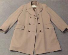 Aquascutum Pure Wool Winter Coat Size Xl - Jacket - Designer - Casual