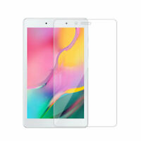 2x Tempered Glass Screen Protector Full Cover For Samsung Galaxy Tab A 8.0 T290