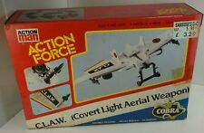 Action Man -ACTION FORCE - C.L.A.W. (COVERT LIGHT AERIAL WEAPON) -  MIB